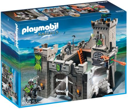 Playmobil 6002 Ulveriddernes borg - ToysRUs.dk