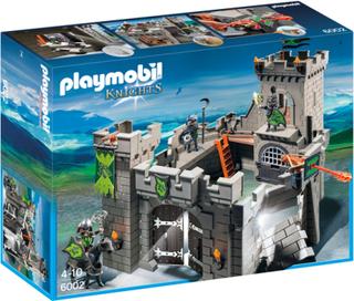 Playmobil 6002 vargriddarnas borg