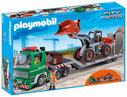 Playmobil 5026 blokvogn - ToysRUs.dk