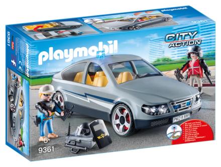 PLAYMOBIL 9361 SWAT-undercoverbil - ToysRUs.dk