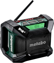 METABO Akku-håndværker radio R 12-18 Dab+ BT 12V (600778850)