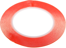 1pc Red Film Double Sided Sticky Adhesive Tape 25M Transparent High temperature Resistance Tapes For Cell Phone Repair