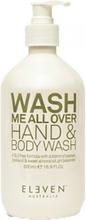 Eleven Australia Wash Me All Over Hand & Body Wash 500ml