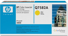 Hp Toner Keltainen 503a 6k - Q7582a