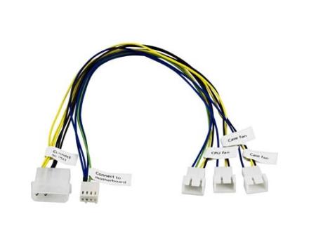 Akasa PWM splitter smart fan cable (AK-CB002)
