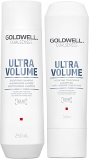 Goldwell Dualsenses Ultra Volume Schampo 250ml + Balsam 200ml