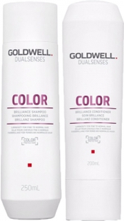 Goldwell Dualsenses Color Schampo 250ml + Balsam 200ml