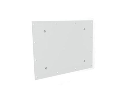 SMS Wallplate 3D Medi White (FS041009)