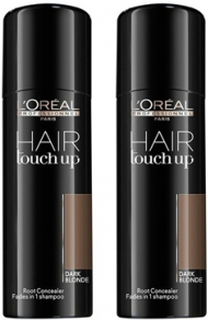 Loreal Hair Touch Up Dark Blonde Duo 2x75ml