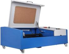 Lasergravering maskine 40W vandkølet skæremaskine