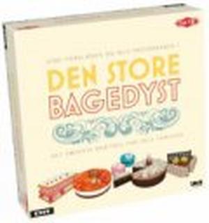 Den Store Bagedyst - Brætspil