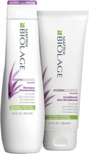 Matrix Biolage HydraSource Duo Shampoo 400ml + Balsam 200ml