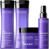 Revlon Be Fabulous Daily Care Fine Hair Collection