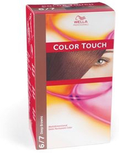 Wella Color Touch 6/7 Chokladbrun
