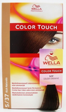 Wella Color Touch 5/37 Golden Brownie