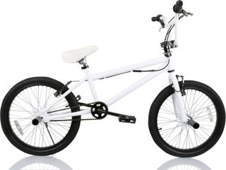 BMX cykel Diablo vit