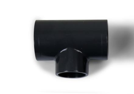 T-koppling 50mm reducering till 40mm