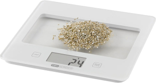 OBH Nordica - OBH Nordica Kitchen Scale, Pure White