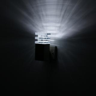 Fasadbelysning LED - Rostfritt stål