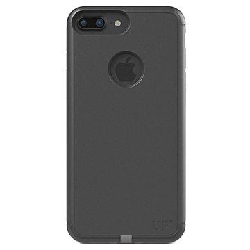 Exelium UP' Magnetic iPhone 6 Plus/6S Plus/7 Plus Qi cover - Sort