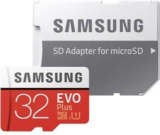 Samsung Evo Plus MicroSDHC Hukommelseskort MB-MC32GA/EU - 32GB