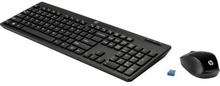 HP HP 200 Trådlöst Tangentbord och Mus Z3Q63AA Replace: N/AHP HP 200 Trådlöst Tangentbord och Mus