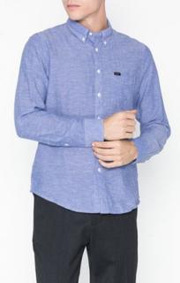 Lee Jeans Lee Button Down Skjortor Blå