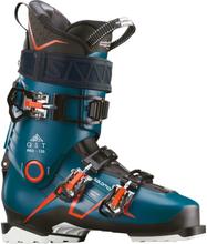 Salomon Men's QST Pro 120 Herre alpinstøvler Blå 26.5