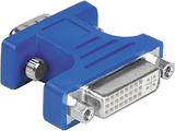 HAMA Adapter VGA - DVI/A Hane - Hona ST