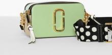 Marc Jacobs Snapshot Bag Skuldertasker Mintgrøn