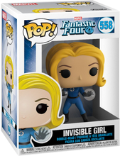 Fantastic Four - Invisible Girl Vinyl Figure 558 -Funko Pop! - multicolor