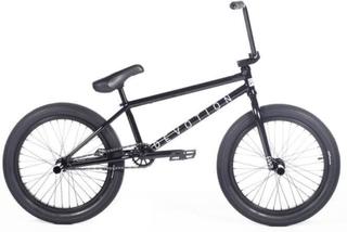"Cult Devotion 2020 Freestyle BMX Cykel 20"" 21"" Svart"