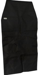 Axkid Delux Seat Protection Black