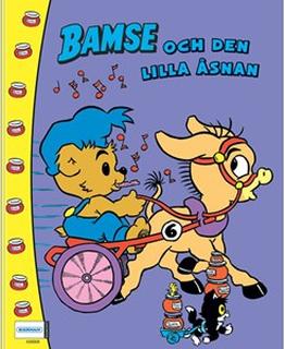 Egmont Kärnan Kärnan, Bamse och den lilla åsnan, barnbok 3 - 6 years