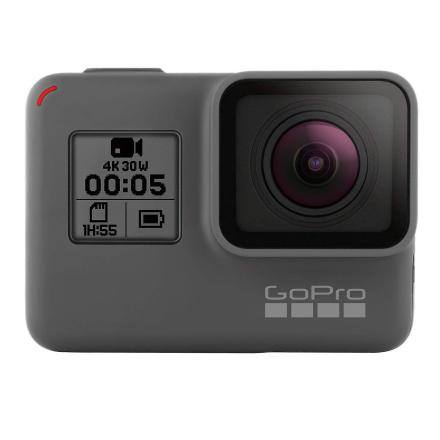 GoPro HERO5 sorte udgave 4 K Ultra HD kamera