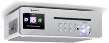 Silverstar Chef köksradio max 20W CD BT USB internet/DAB+/FM vit