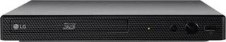 LG Electronics BP450 3D Blu-ray-spelare Smart TV, Full HD Upscaling Svart