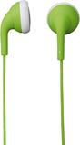 HAMA JOY EarPluggs, headset, Nylonkabel, Grön