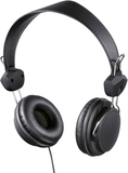 HAMA JOY headset Svart Universal Platt Kabel