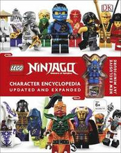 LEGO (R) Ninjago Character Encyclopedia Updated and Expanded e9a55b1d0be76