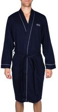 Hugo Boss Kimono Mørkblå bomuld Small Herre