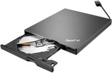 ThinkPad UltraSlim USB DVD Burner - DVD-RW (Brænder) - USB 3.0 -