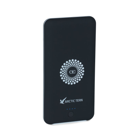 Arctic Tern Wireless Powerbank 10 000 Laddare Svart OneSize
