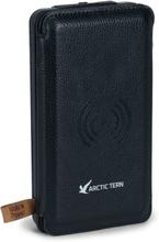 Arctic Tern Wireless Solar Powerbank 10000 Batteri Svart OneSize