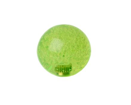 Crystal Ball Top med Bubblor - Grön