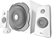 Tytan 2.1 Subwoofer Speaker Set - White