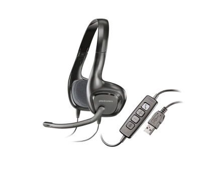 Audio 628 DSP USB light overhead