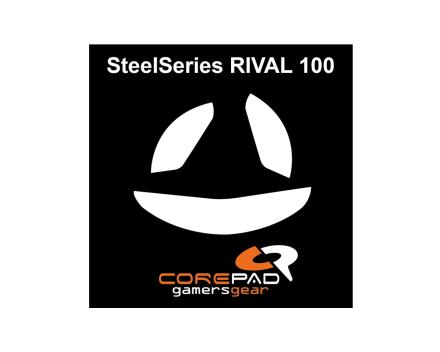 Skatez PRO 111 for SteelSeries Rival 100