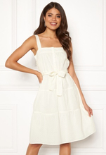 VERO MODA Soleima SL Dress Snow White XS