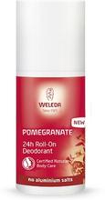 Weleda Deodorant roll-on 24h Pomegranate (50 ml)